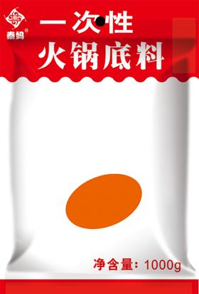 一次性清油火锅底料 1kg